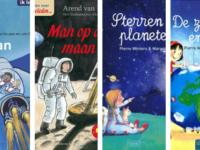 Thema heelal boeken beginnende lezers