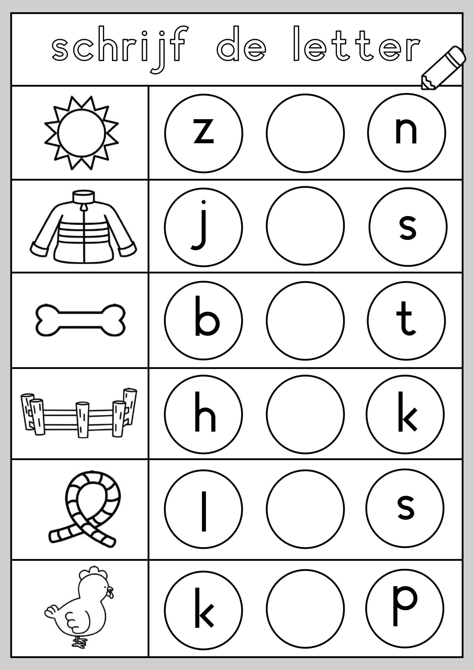 letterspellen