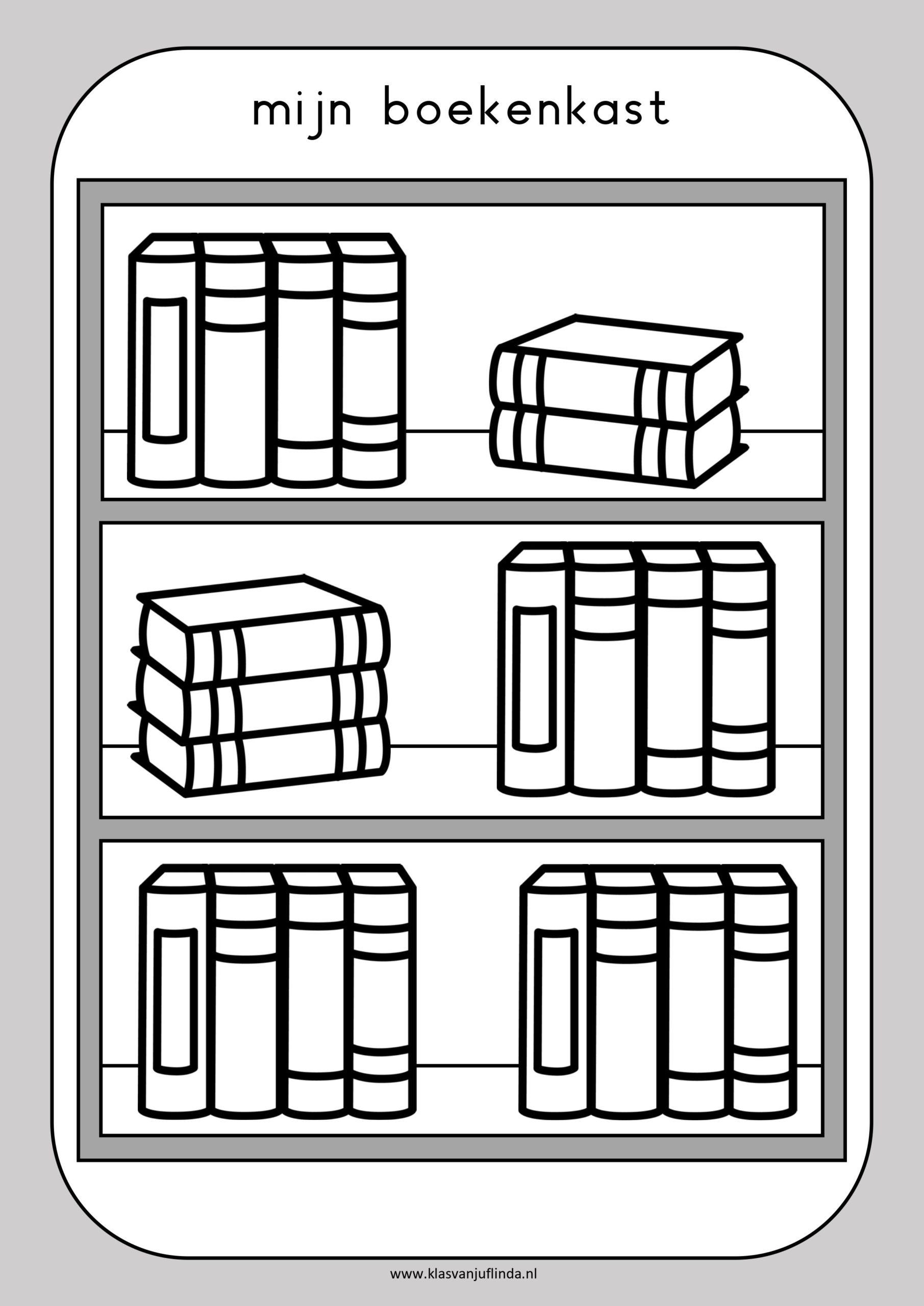 Gelezen boeken bijhouden
