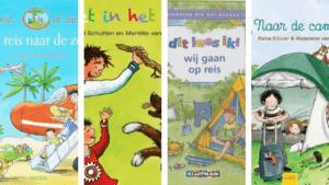 Thema vakantie boeken AVI start t/m E4