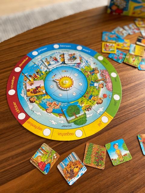 Seizoenen spel Ravensburger