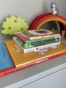 Boekentips peuters herfst
