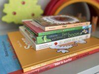 Peuter boekjes voor de herfst
