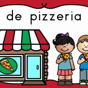 Hoek pizzeria