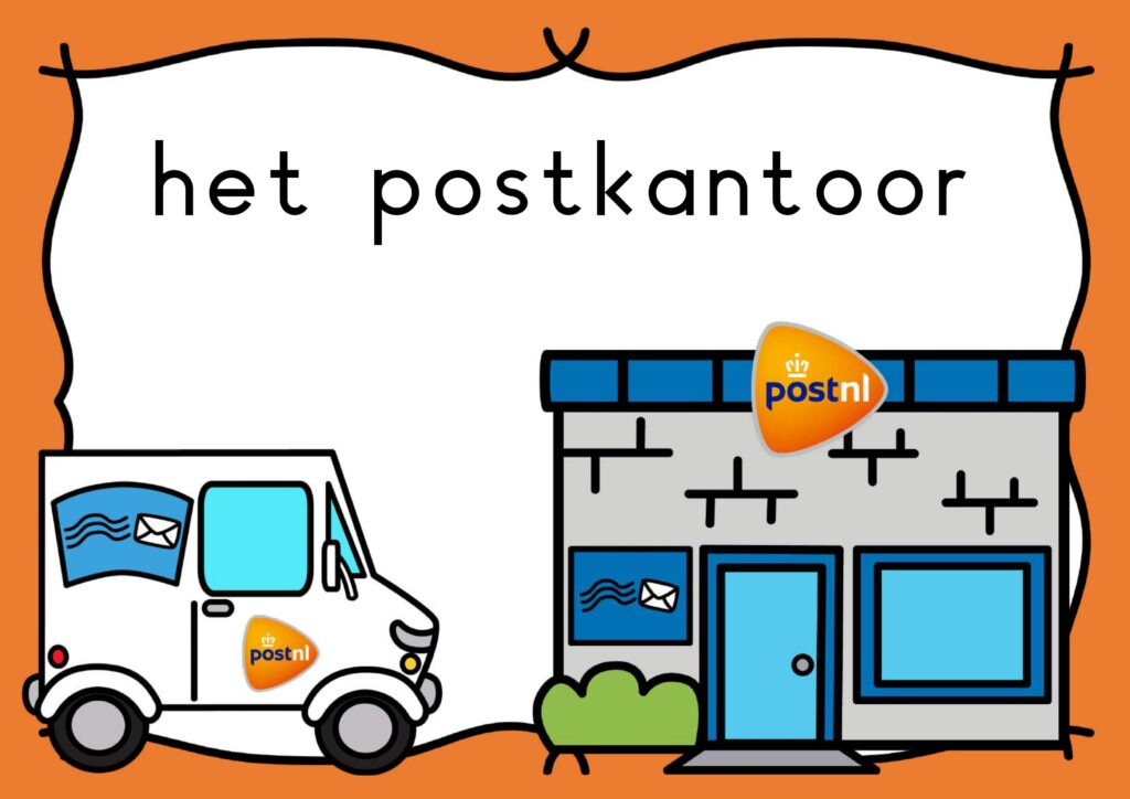 Het postkantoor