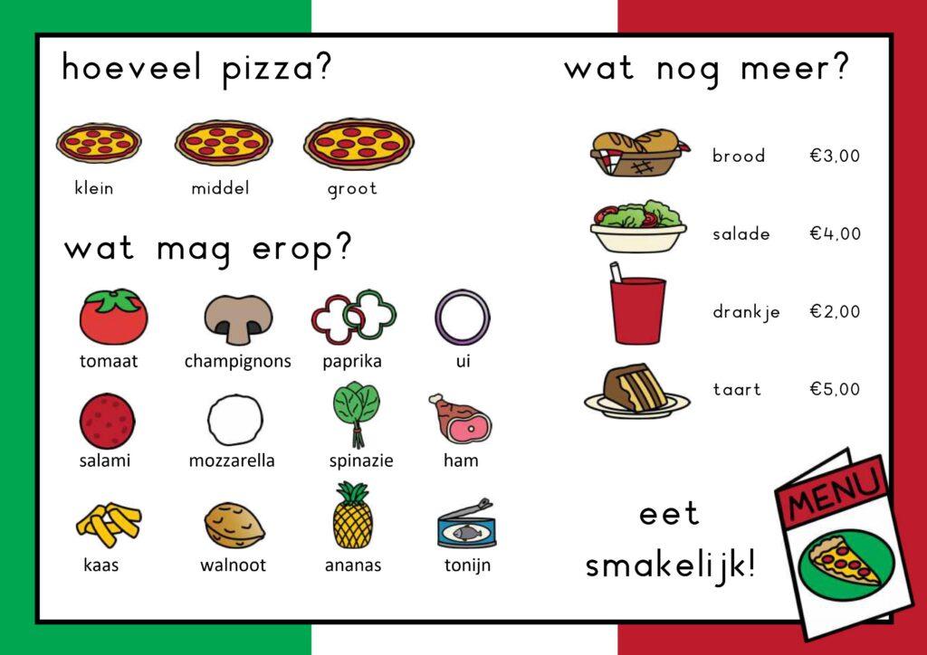 themahoek de pizzeria
