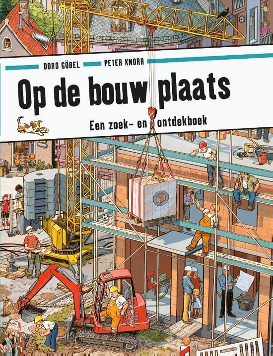 Boekentip Op de bouwplaats