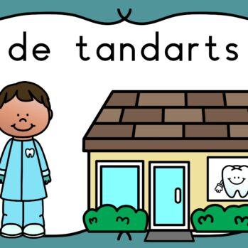 Themahoek tandarts