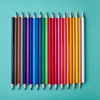 Bundel kleurplaten letters en klanken