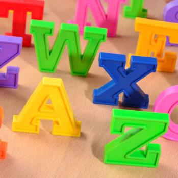 Bundel letterspellen