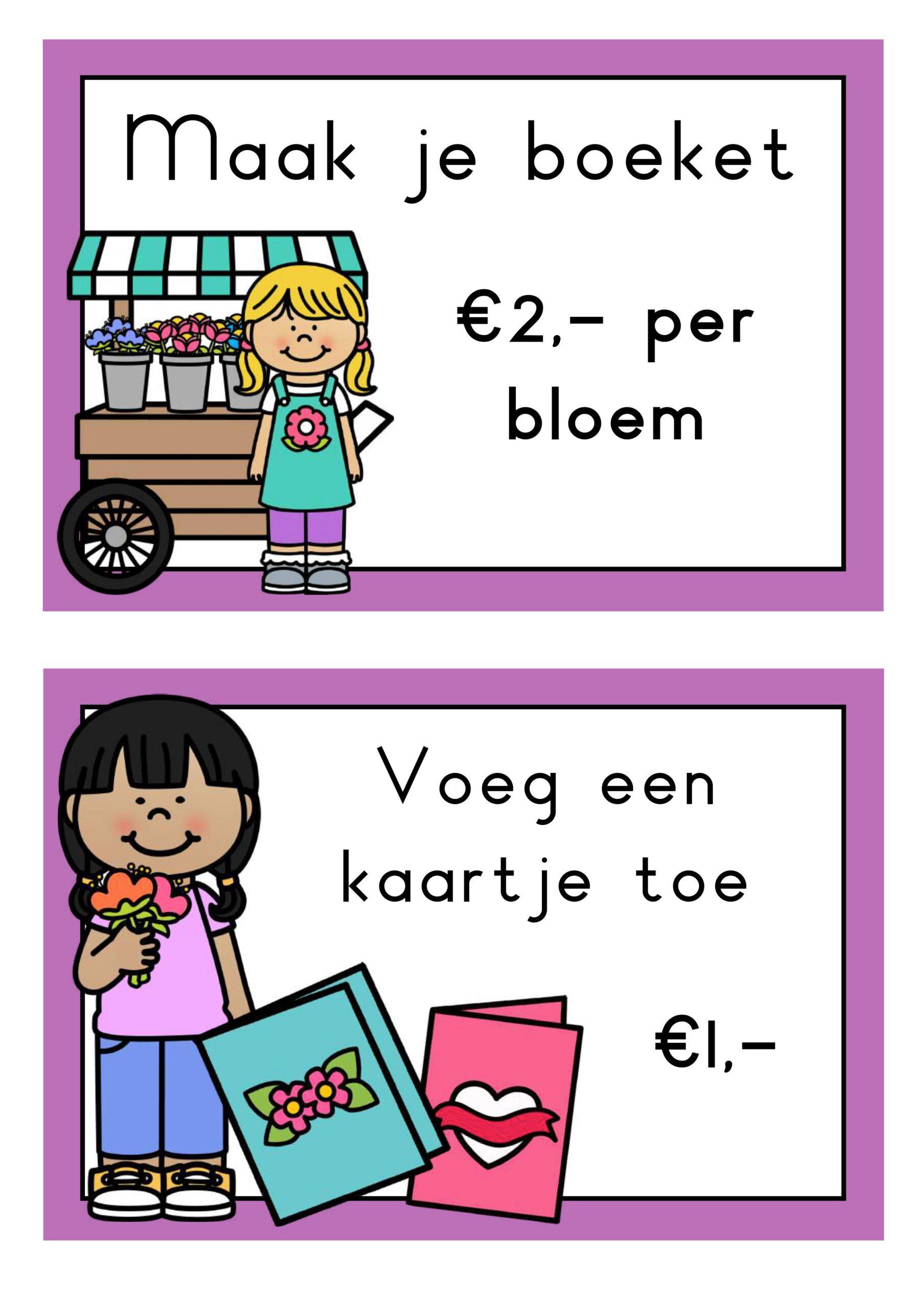 Themahoek bloemenwinkel