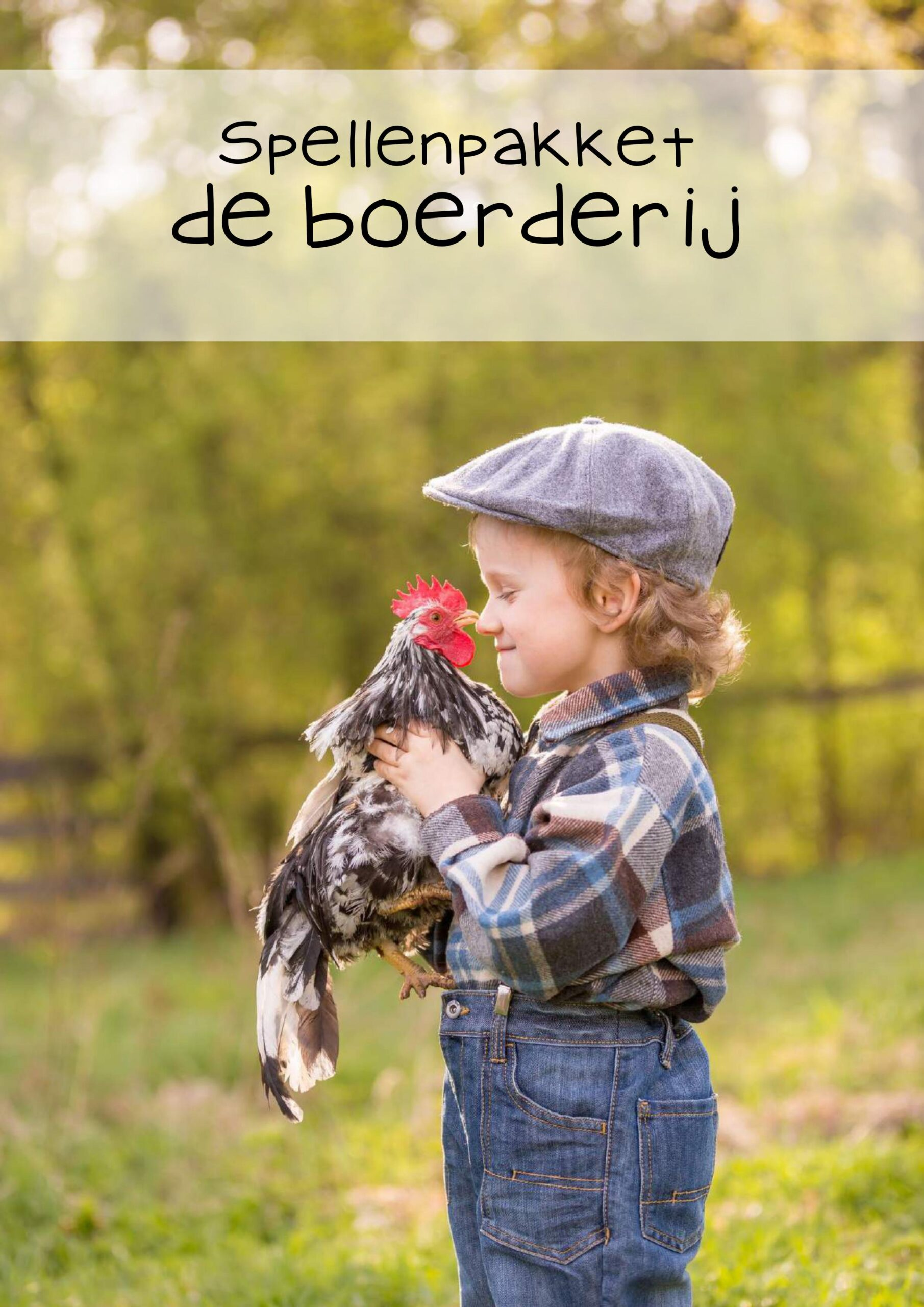 Thema boerderij