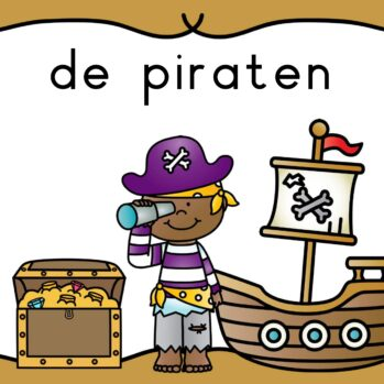 Hoek de piraten