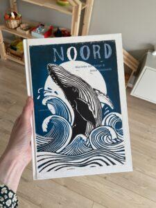 Boek noord