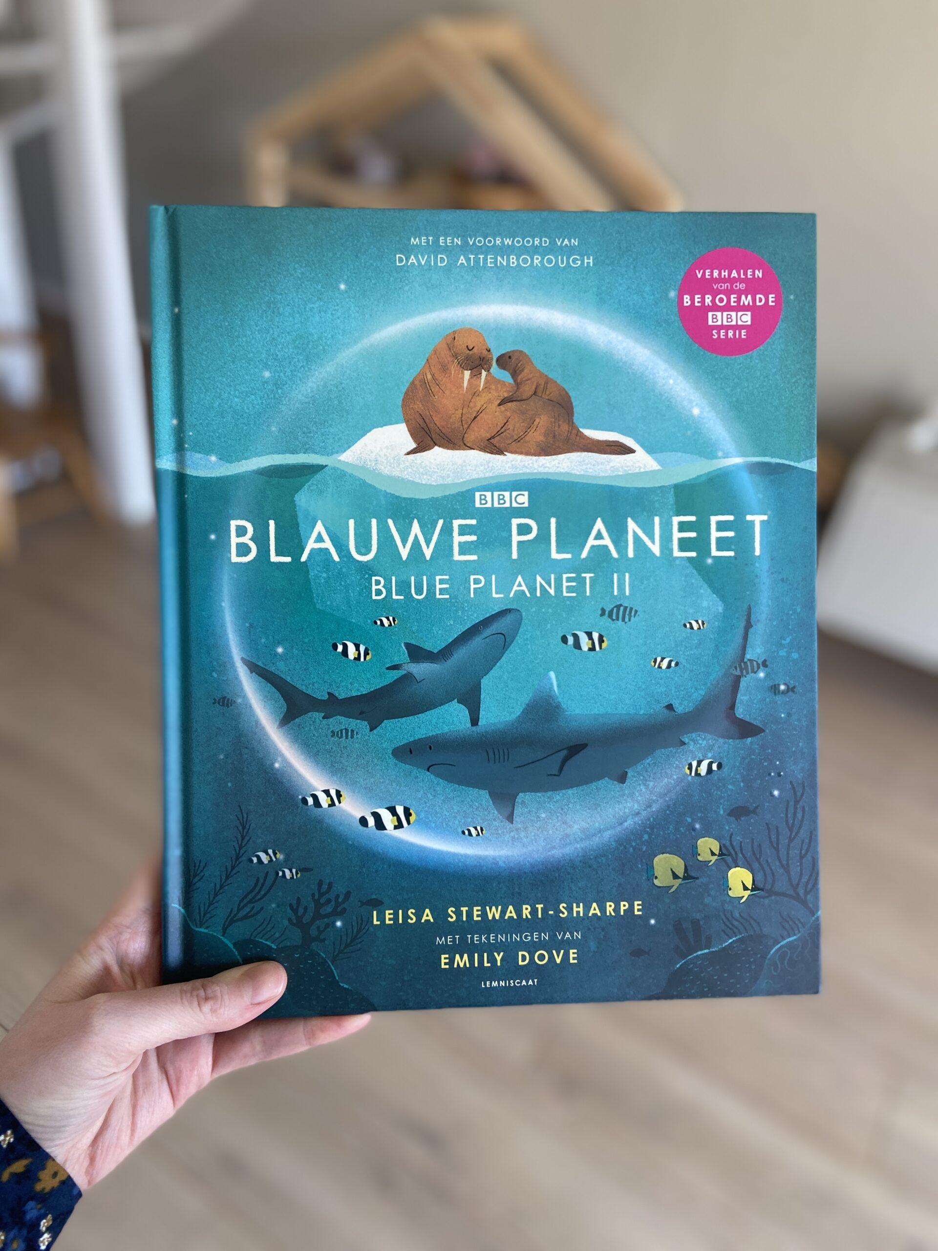 Boekentip: De blauwe planeet