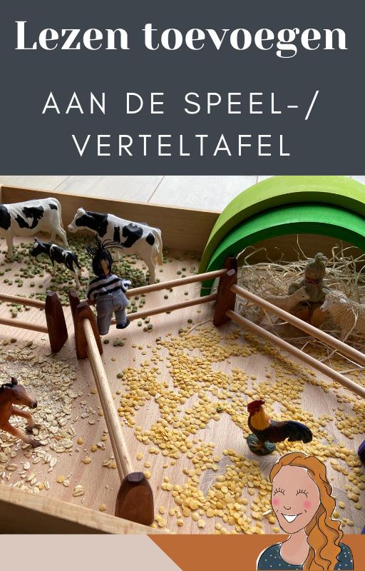 Lezen toevoegen aan de speeltafel
