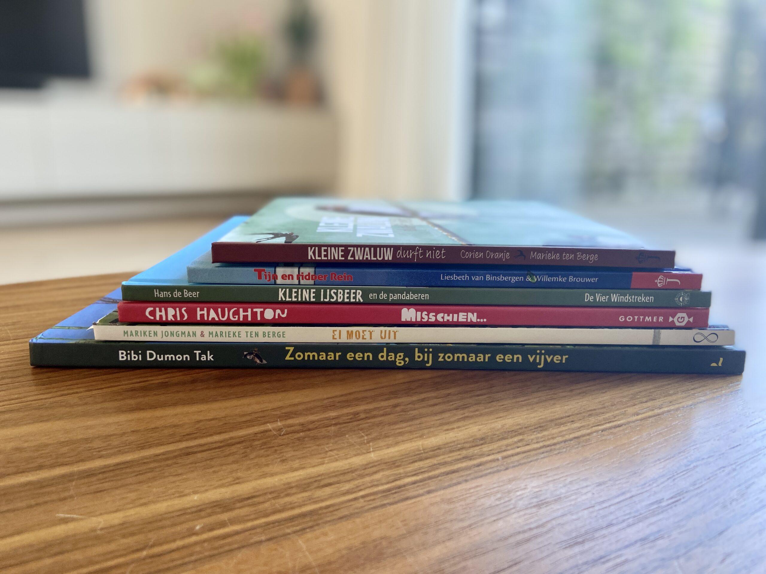 Prentenboeken tips
