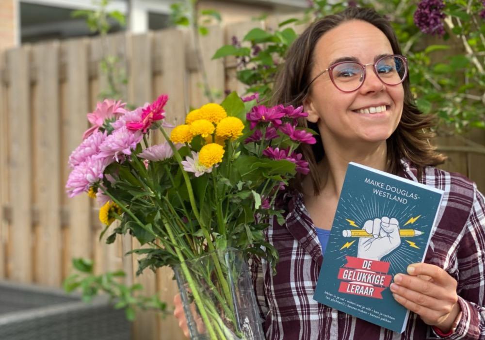 boek de gelukkige leraar