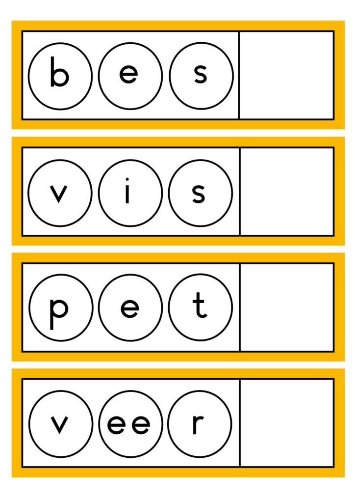 leesspellen kern 2 veilig leren lezen