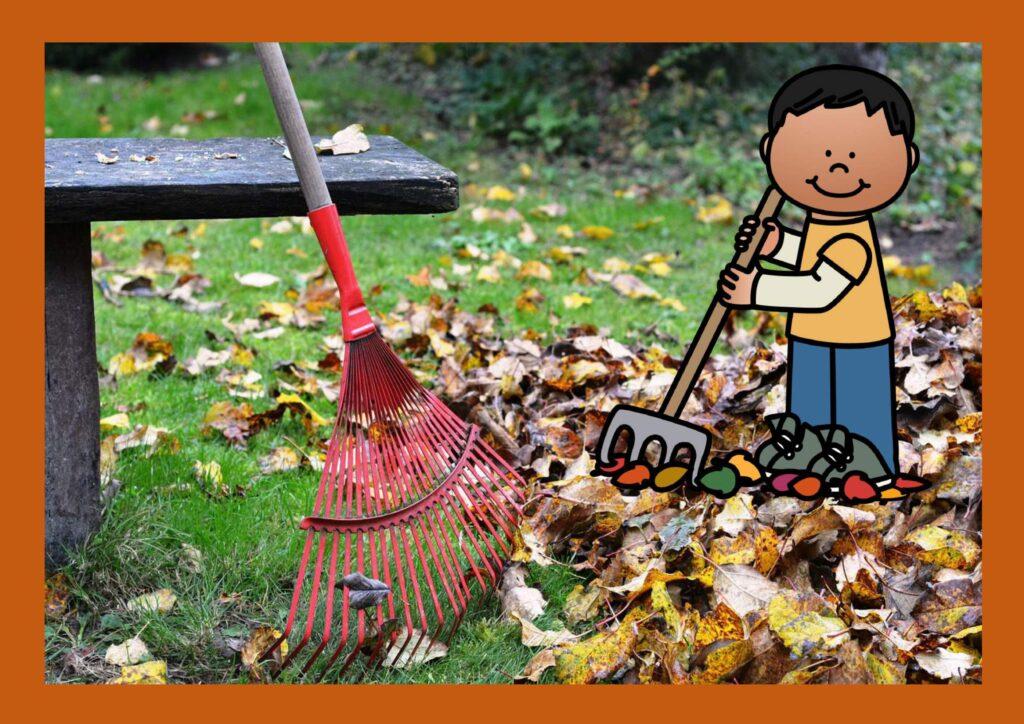 woordenschat herfst groep 3