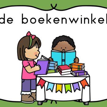 Hoek boekenwinkel
