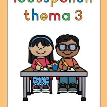 Leesspellen thema 3 Lijn 3