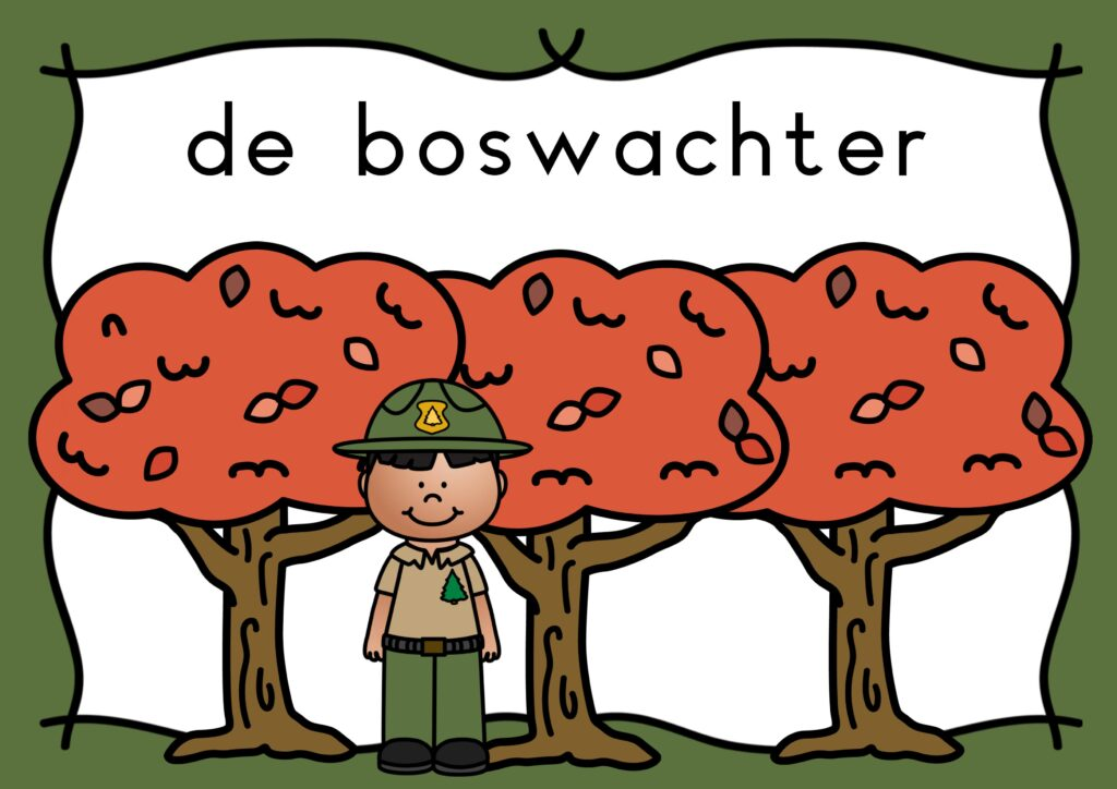 themahoek de boswachter