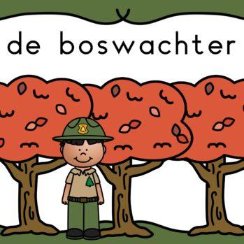Hoek de boswachter