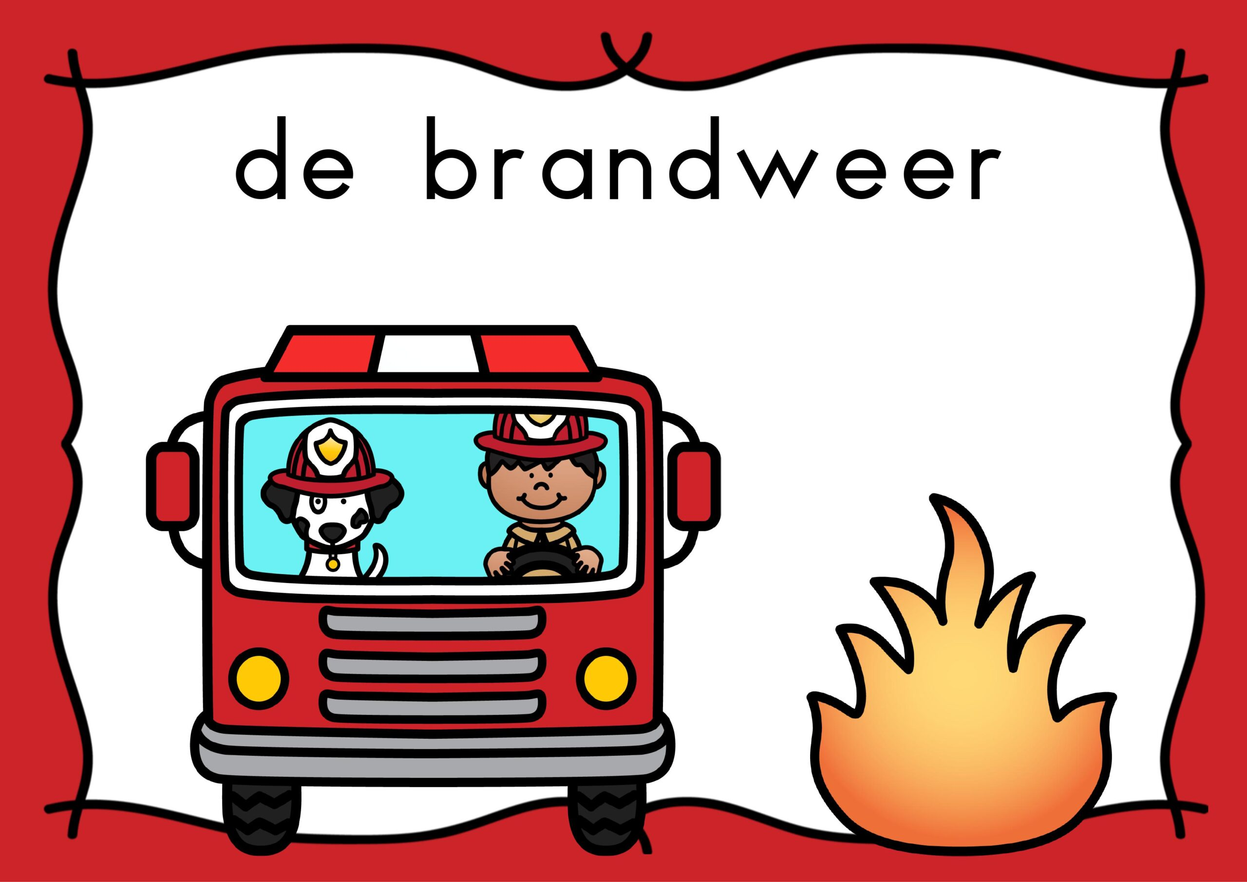 thema brandweer