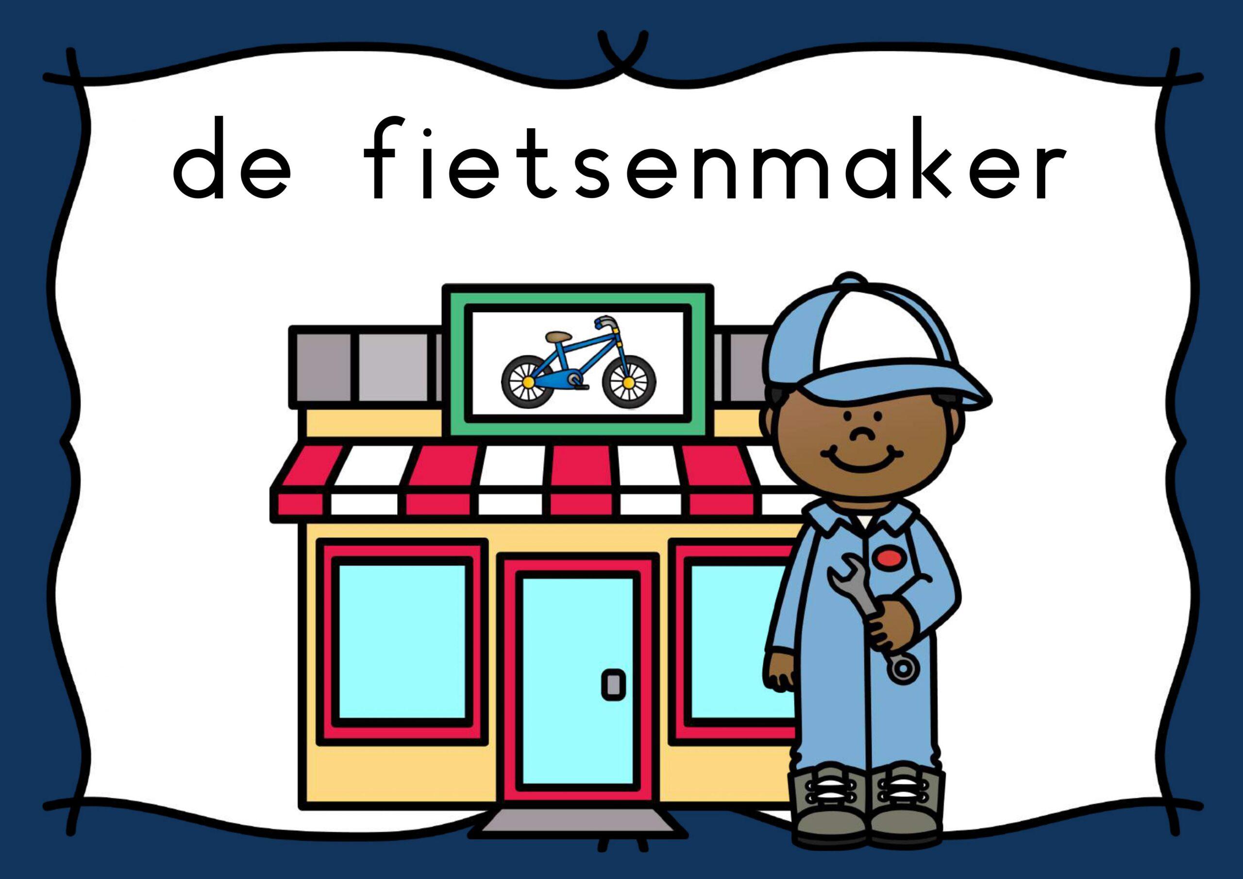 themahoek fietsenmaker