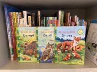Boekenserie: Zo leven de dieren
